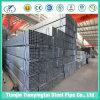 中国の黒い正方形の鋼管