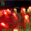 LED Christmas Decorative Clip String Lights 666LEDs 100m