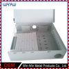 Proteger contra intempéries a placa de tampa elétrica subterrânea da caixa da junção
