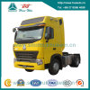 Sinotruk A7 290HP 4X2のトラクターのトラック