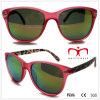 Óculos de sol dobro unisex plásticos da cor (WSP508305)
