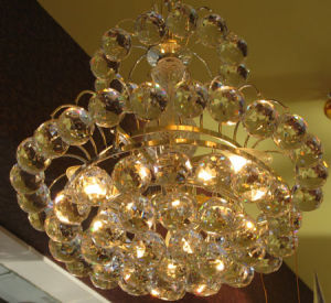 Crystal Ceiling Lamp (JY-1517)