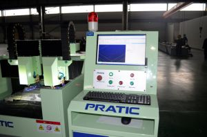 CNC Machinery Fittings Milling Machining Center in China-Px-430A pictures & photos