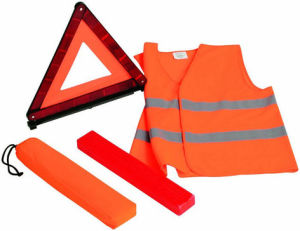 Safety Vest + Triangle (UUB02 Sets)