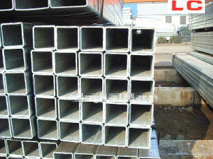 Galvanized Square Steel Pipe pictures & photos
