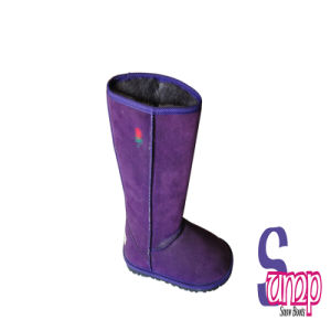 Knee High Boots for Lady Snow Boots