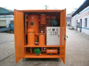 ZYD Double Stage Transformer Oil Purifier