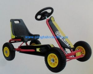 New Pedal Go-Kart pictures & photos