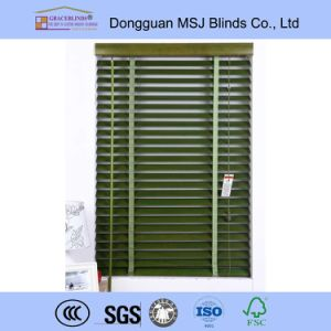Coloured PVC Venetian Blinds Custom Made PVC Venetian Blinds pictures & photos