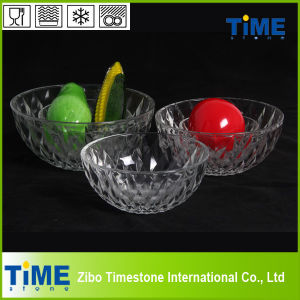 Crystal Glass Transparent Glass Bowl (4090204) pictures & photos