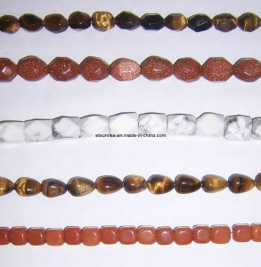 Semi Precious Stone Crystal Loose Bead Gemstone String (Esb01772 pictures & photos
