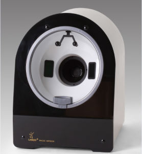 Langdi Magic Mirror Skin Analyzer for Beauty Salon SPA Use pictures & photos
