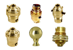 Custom Replacement Brass Lighting Parts pictures & photos