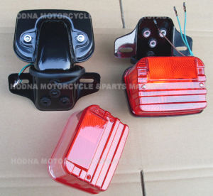 Motorcycle Parts-Cg125 Tail Light, Len
