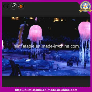 Hanging Inflatable Jellyfish Ball for Decoration