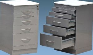 Dental Furnitures of Clinic Moving Cabinet /// pictures & photos