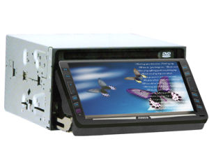 China 6 5 inch Touch Screen Car DVD Player with Bluetooth + GPS + SD