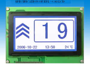 Elevator LCD Display (EPL-0.03)