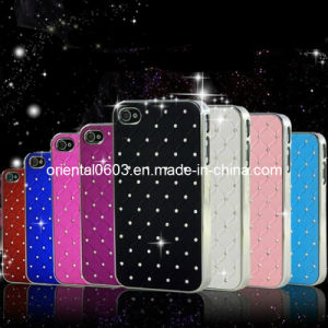Bling Crystal Diamond Hard Star Case for iPhone 4 4s 5 5g 5c 5s (OT-16)