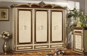 Bedroom Set-Wardrobe (FG-8891)