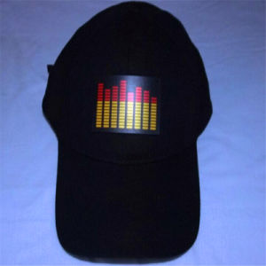 Sound Reactive EL Hat Caps