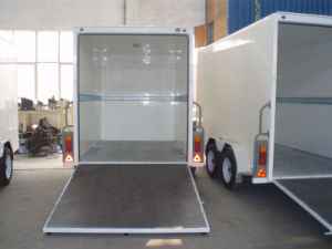 Tandem Axle Cargo Trailer (GW-BLV14) pictures & photos