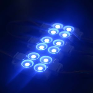 High-Brightness 1.44W Waterproof LED Module Back Lighting with W/R/G/B Color for Signage pictures & photos