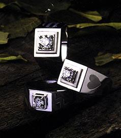 Gem-inlay Series Jewelry