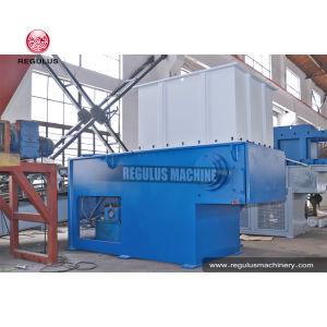 HDPE/PVC Pipe Single Shaft Shredder/Crusher pictures & photos