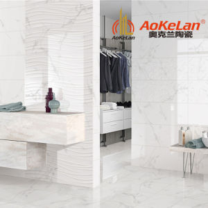 China 300x900mm White Ceramic Glazed Interior Wall Tile For Home Decoration China Bathroom Wall Tile Glazed Kitchen Wall Tiles