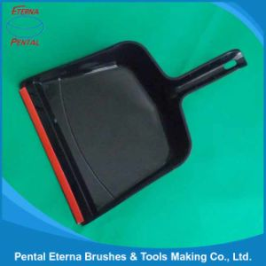 Tzlf-0001 PP Dustpan with Rubber Edge pictures & photos