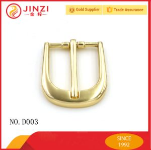 High Quality Metal Gold Belt Buckles for Bag Parts pictures & photos