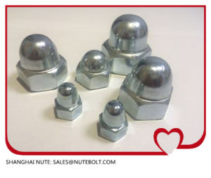 Hex Cap Nuts DIN1587 pictures & photos
