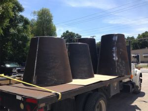 Steel Concentric Pipe Reducer for Oil Pipeline