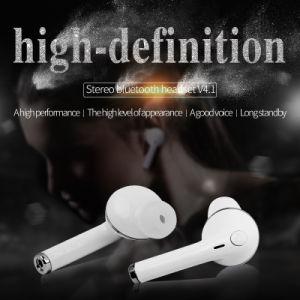 New V2mini Bluetooth Headset V1 Stereo Single Ear I7 Earphone Wireless Mini Business Models Headphones