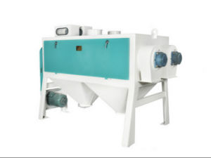 Horizontal Wheat Scourer 01 Flour Mill