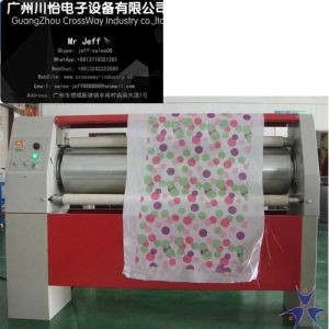 Sublimation Rotary Heat Press Transfer Machine for Roll fabric Texitle