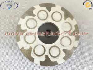 M14 Resin Filled Cup Wheel for Marble Granite Concrete pictures & photos