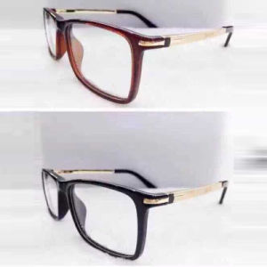 Simple Full Frame Designed Stainless Eye Optical Frame pictures & photos