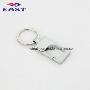 Customized Rectangle Shape Design Aluminum Pet Buckle