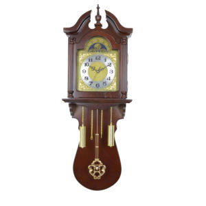 Wood Clock, Wood Timepieces, Wall Clock