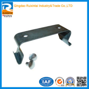 Customized-OEM-Stainless-Steel-Aluminum-Brass-Metal-Bracket-with-Holes pictures & photos