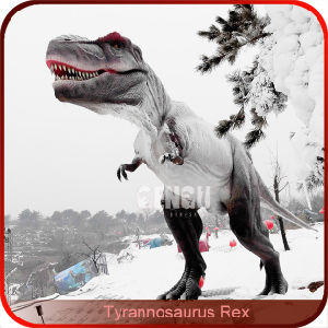 Factory Directly Custom Simulation Spinosaurus Dinosaur Sculpture pictures & photos