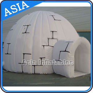 Portable Blow up Inflatable Meeting Igloo Dome Tent pictures & photos
