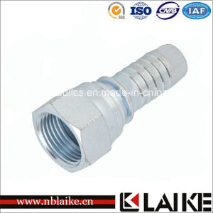 (26711) Jic Female Double Hexagon Hydraulic Hose End Fittings