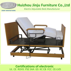Magnificent Home Use Hilo Rotation Latex Mattress Adjustable Bed Bralicious Painted Fabric Chair Ideas Braliciousco
