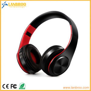 China Stereo Wireless Bluetooth Headphone For Computer Iphone Tv Music Support Microsd Tf Card China Wireless Earphone And Wireless Ear Cup Price