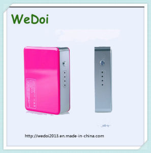 5000mAh New Portable Power Supply for Mobile Phone (WY-PB62) pictures & photos
