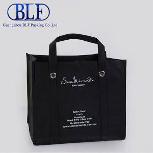 Red Custom Print 6 Bottle Wine Bag (BLF-NW134) pictures & photos