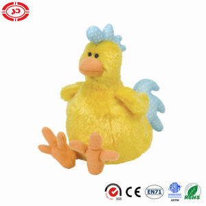 Yellow Fat Belly Cute Chicken Plush Soft Stuffed Toy pictures & photos